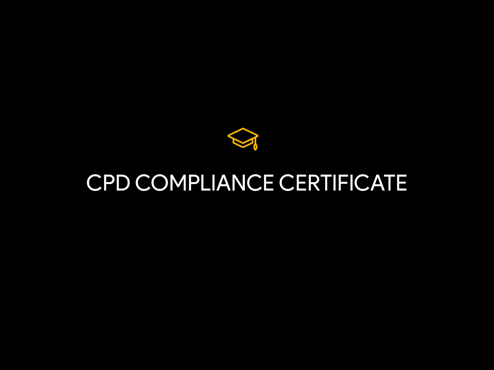 cpd-compliance